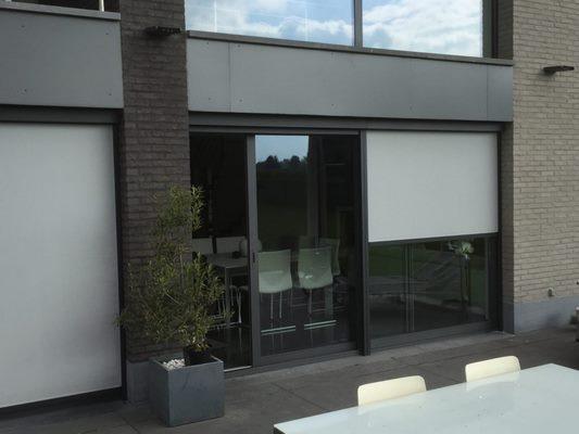 Protections solaires et volets: Olnix Liège