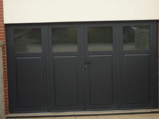 Portes de garage Olnix Liège