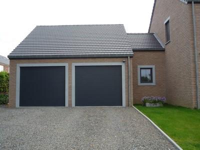 Porte de garage à Liège